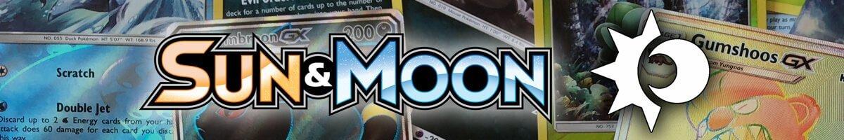 Pokemon Sun & Moon Set List
