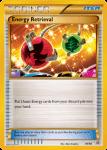 XY Ancient Origins card 99