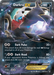 XY BREAKpoint card 74