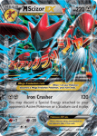 XY BREAKpoint card 77