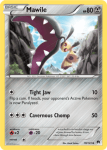 XY BREAKpoint card 78