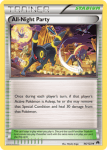 XY BREAKpoint card 96