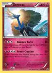 XY BREAKthrough card 107