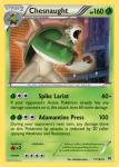 XY BREAKthrough card 11