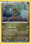XY BREAKthrough card 110