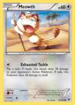 XY BREAKthrough card 114