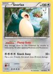 XY BREAKthrough card 118
