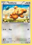 XY BREAKthrough card 121