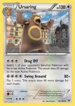 XY BREAKthrough card 122