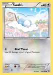 XY BREAKthrough card 124
