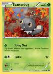 XY BREAKthrough card 13