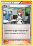 XY BREAKthrough card 134