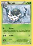 XY BREAKthrough card 14