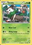 XY BREAKthrough card 16