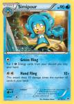 XY BREAKthrough card 42