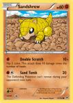 XY BREAKthrough card 75