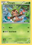 XY BREAKthrough card 8