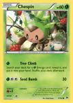 XY BREAKthrough card 9
