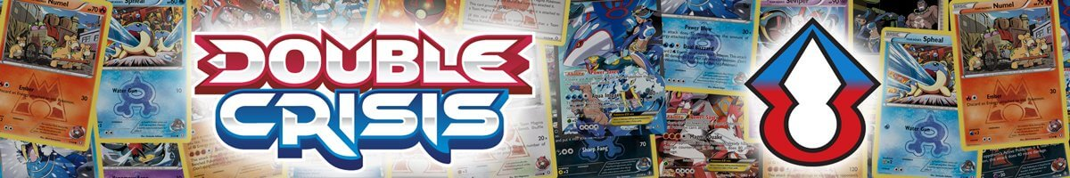 Pokemon XY Double Crisis set list