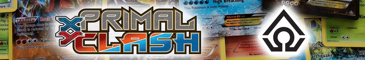 Pokemon XY Primal Clash Set List