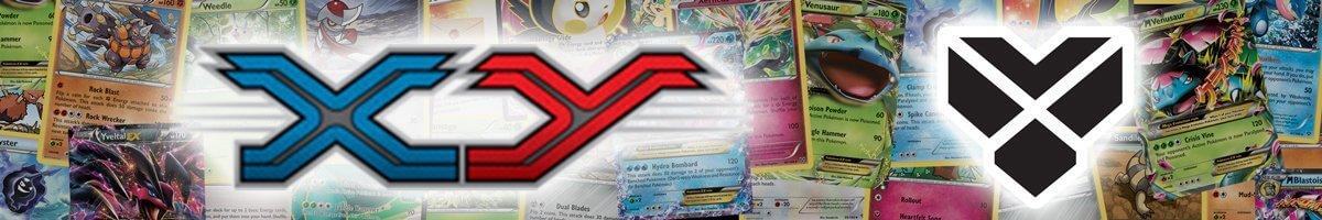 Pokemon XY Set List
