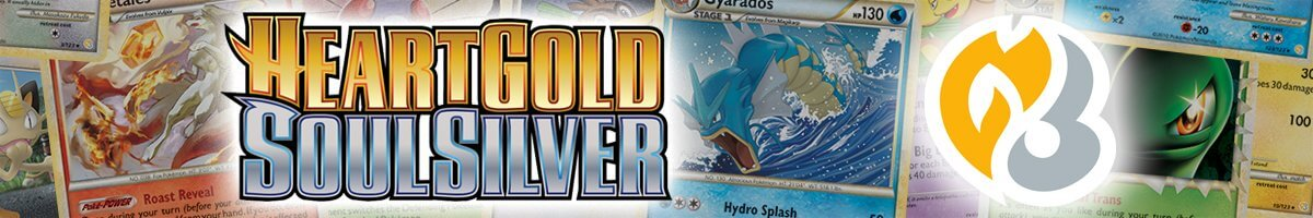 Pokemon HeartGold & SoulSilver Set List